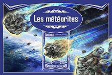 Guinee 2017 Meteorites Space S/S GU17319