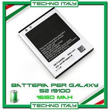 BATTERIA PER SAMSUNG PER I9100 GALAXY S2 1650mAh CAPACITA' ORIGINALE