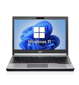 "FUJITSU LIFEBOOK E734 13.3"" INTEL CORE i5 4th GEN 8GB RAM 256 SSD WINDOWS 11 PRO"