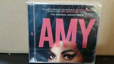 AMY WINEHOUSE - AMY (SOUNDTRACK) (CD SIGILLATO ISLAND 2015)