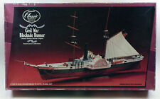 Lindberg 715 Civil War Blockade Runner Scale Plastic Model Kit 19 in Long