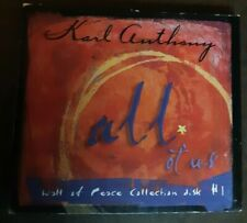 All of Us [Digipak] * by Karl Anthony (CD, 2002, New Tone)