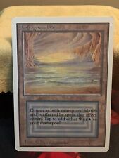 MTG Underground Sea Dual Land Unlimited Edition NM+ See Pics