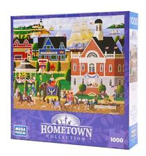 HOMETOWN COLLECTION PUZZLE CAMDEN'S INDEPENDENCE DAY PARADE HERONIM 1000 PCS