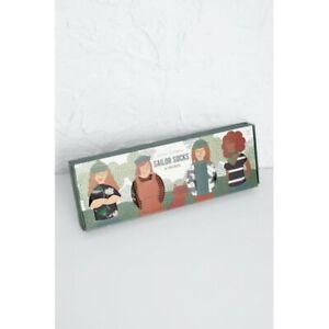Seasalt Women's Selection Box Socks Pack - Craft Mix - UK 3-8 - BNWT
