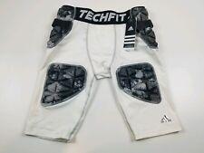Adidas Techfit Football Girdle White Youth Boys Size L $55 NWT