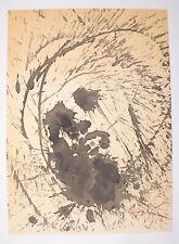 "Salvador Dali Lithograph ""Ecce homo"" Biblia Sacra 1967 Hugh Hefner Estate"
