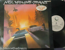 NEIL YOUNG - Trans ~ VINYL LP DUTCH PRESS