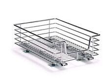 Cabinet Sliding Organizer Rack Kitchen Cupboard Storage Shelf Pantry Box Basket