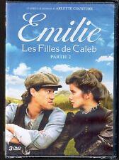 DVD Emilie,  Les Filles de Caleb - Volume 2 - refA (Neuf sous blister) | Lemaus