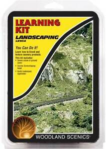 WOODLAND 954 LANDSCAPING LEARNING KIT