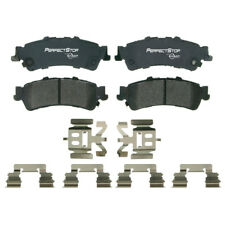 Disc Brake Pad Set-4WD Rear Perfect Stop PS792AM