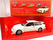 SNAP ON Minichamps 1/18 - Ford Sierra RS Cosworth Blanche 1987 RHD