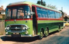 BUS PHOTO PHOTOGRAPH SEAVIEW SERVICES BEDFORD VAL ISLE OF WIGHT COACH PICTURE.