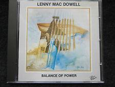 Lenny Mac DOWELL-Balance of Power (CD)