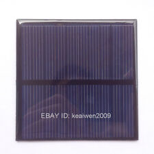 5V 200mA 1W solar panel epoxy solar power PCB panel mini solar DIY charge 3.6v