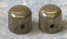 Fender Telecaster / Precision P Bass RELIC Knobs Tone & Volume Dome Made in USA!