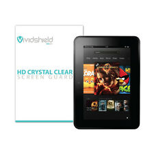 Amazon Kindle Fire HD 8.9 Invisible Clear Screen Protector - 4 Pack VividShield
