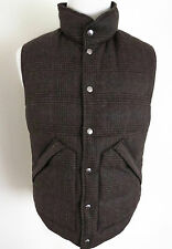 $3920 NWT BRUNELLO CUCINELLI 100% Cashmere Goose Padded Down Vest Size Medium