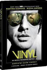 Vinyl Sezon 1 4 DVD Martin Scorsese