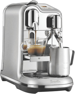 NEW Nespresso BNE900BSS The Creatista Pro Capsule Coffee Machine