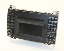 MERCEDES w169 w245 Auto Bluetooth mp3 AUTORADIO CD changer radio a1698706094