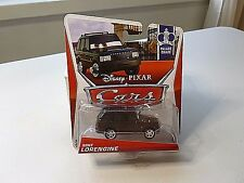NEW DISNEY PIXAR CARS/PALACE CHAOS MIKE LORENGINE DIECAST VEHICLE NEW ON CARD
