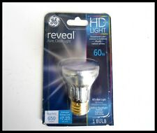 NEW - GE REVEAL PAR16 Lighting 82142 60W Halogen Flood Light Bulb FREE SHIPPING