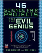 46 Science Fair Projects for the Evil Genius-ExLibrary