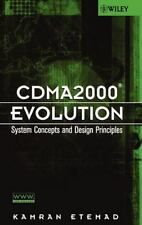 CDMA2000 Evolution: System Concepts and Design Principles: By Etemad, Kamran