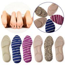 1 Pair Unisex Foam Custom massage Shoe Insoles Trainer Foot Care