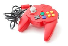 HORI PAD MINI NINTENDO 64 Controller [Excellent+] Made in JAPAN RED from JAPAN