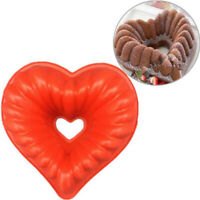 Cake Pan Non-Stick Baking Pastry Molds DIY Cake Mould Heart Shape Mold Silicone