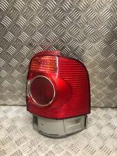 2005 VW SHARAN CARAT MPV DRIVER RIGHT REAR LIGHT 964990 964986