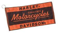Harley-Davidson Motorcycle Bar Towel Hdl-18502