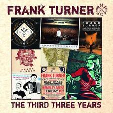 TURNER Frank - Third three years THE NEW CD