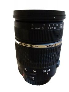Tamron A09 SP 28-75mm F/2.8 XR Di LD sp Aspherical Macro Lens Canon EF Full Crop