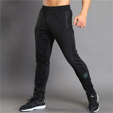 Men Sports Pants Long Trousers Tracksuit Fitness Joggers Bodybuilding Sweatpants