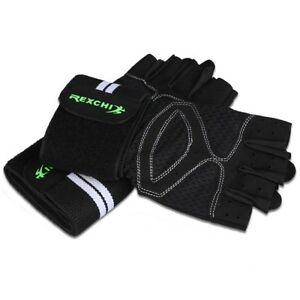 Fit Active Sports Weight Lifting Gloves For Workout Gym Cross Training Exercise