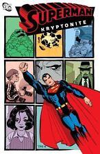 SUPERMAN KRYPTONITE DC 2008 HARDCOVER GN TPB DARWYN COOKE TIM SALE SEALED NEW