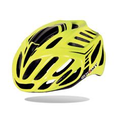 Suomy Gunwind S-Line Bike Helmet Yellow//Matte Blue LG//XL