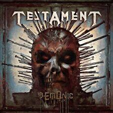 TESTAMENT DEMONIC DIGIPAK CD NEW