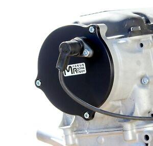 BMW M20 M30 S38 billet aluminum cam sensor cover