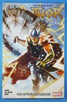 Thor Vol. 1: God Of Thunder Reborn Marvel Comics 2018 1st Printing 153pgs