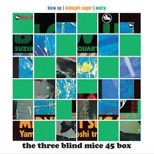 Isao Suzuki / Tsuyoshi Yamamoto - The Three Blind Mice 45 Box 6-LP REISSUE NEW