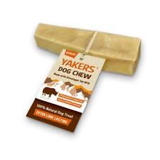 2 X Yakers Extra Large Yaks Milk Bar Natural Dog Chew Treat