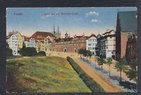 43487) AK Cassel Blick auf den Marstallerplatz ca. 1915 Kassel
