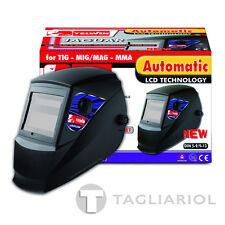 MASCHERA JAGUAR LCD AUTOSCURANTE MMA-MIG/MAG-TIG A CELLE SOLARI TELWIN 802779