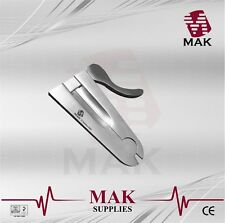 Mogen Circumcision Clamp Urology 7.5cm MAK Fine Quality Surgical Instruments