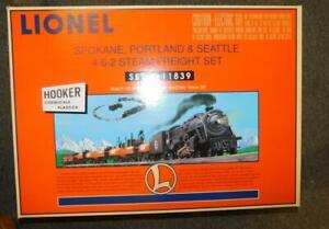 LIONEL 11839 SPOKANE, PORTLAND & SEATTLE